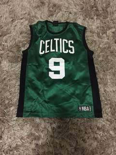 ADIDAS Fan Jersey BOSTON CELTICS #9 Rajon Rondo ORIGINAL 100%
