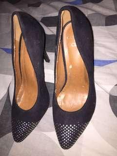 CLN black shoes