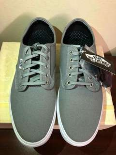 Vanz off the wall shoes grey