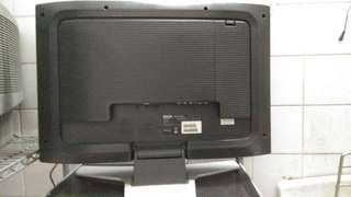 Philips 21寸電視& mon 2用機(今日交收的話可減至200$)