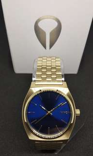 Nixon Time Teller Sunray Blue