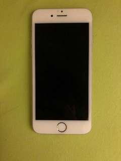 IPHONE 6 銀色(64gb)