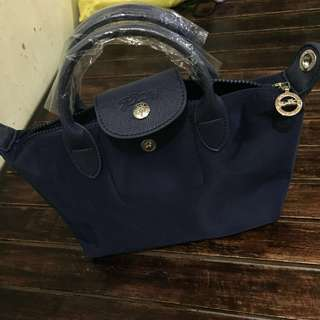 Authentic quality LONG CHAMP Small