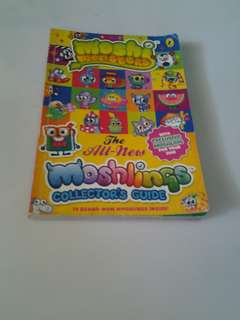 Moshi Monsters Collector's Guide & Cards