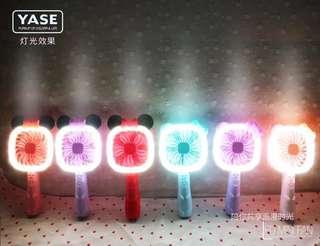 LED手携KT強力風扇 Portable fan