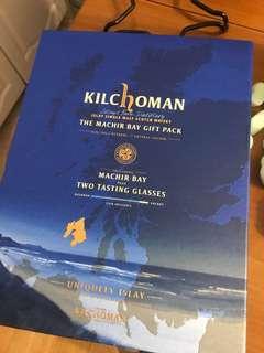 Kilchoman Machir Bay gift set