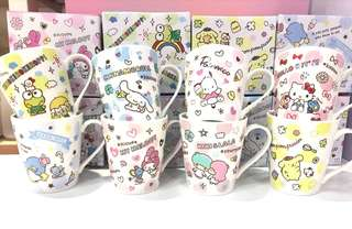 [PO] Sanrio Characters Cup
