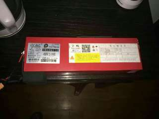 48v 11ah battery for sale(used) awesome condition