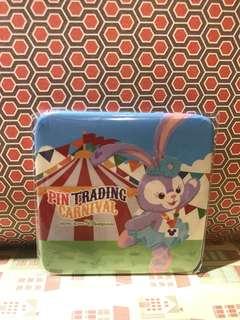 香港迪士尼Stella Lou Pin trading carnival 扣針