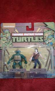 2015 viacom Nickloden Teenage Mutant Ninja turtles