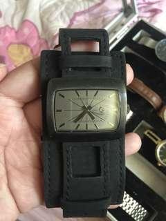 Original Guess Cuff watch