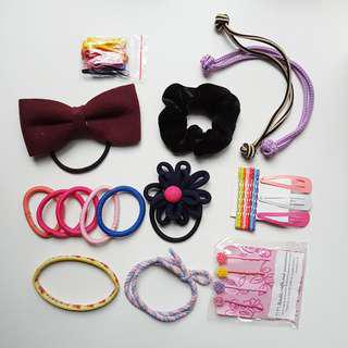 New Girls / Kids hair accessories