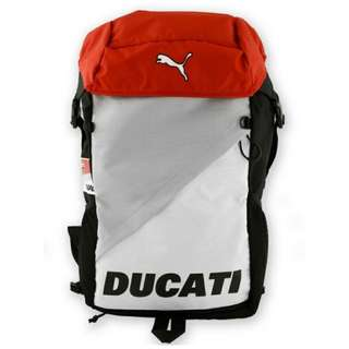 Ducati corse puma team 12 backpack rucksack