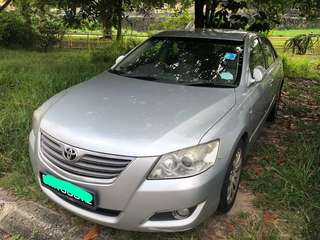 Camry 2.4 Silver