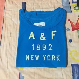🚚 A&F短袖t恤