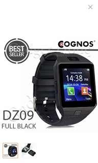 Jam tangan smartwatch cognos hitam