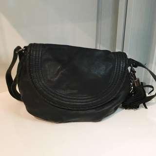 Zara TRF Sling Bag with Tassel