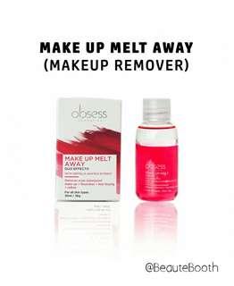 Obsess Melt Away Makeup Remover