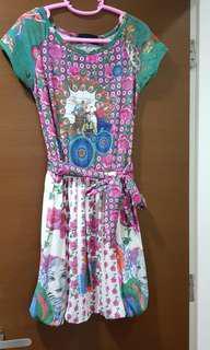 Desigual Preloved Dress