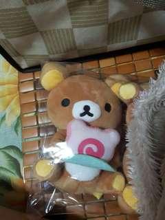🚚 拉拉熊 懶熊 年輪蛋糕 正品 景品