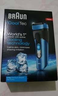 Braun CoolTec CT4s Premium Shaver