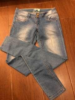 Terranova Acid Wash Pants