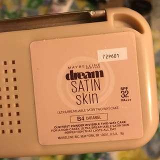 Maybelline Dream Satin Skin in B4 Caramel