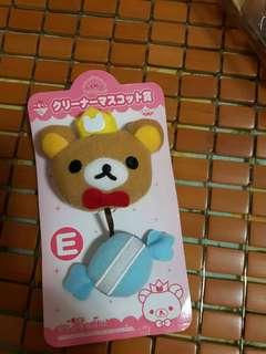 🚚 拉拉熊 懶熊 一番賞 國王王冠 糖果 吊飾