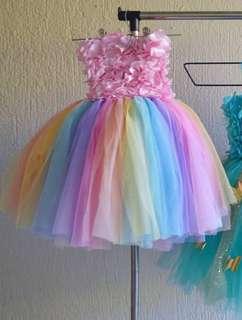 Unicorn Tutu Dress