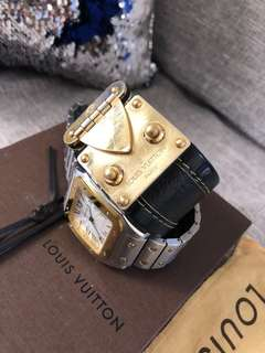 Louis Vuitton cuff bracelet