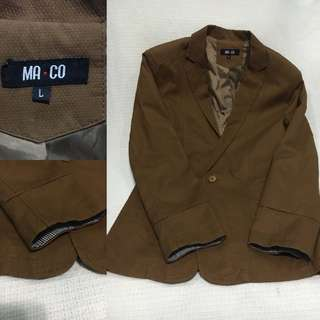 Maco Brown Coat