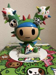 Tokidoki Cactus Dusty-Colour Limited Edition of 55 only!