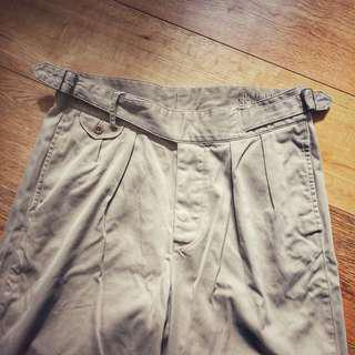 Ralph Lauren Gurkha Pants ( RRL McCoy Buzz Richson )