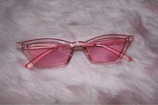 Pink retro sunnies