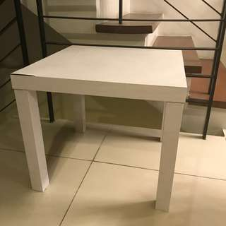 White Side end table furniture