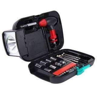 Flashlight Tool Box