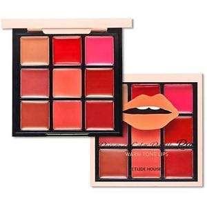 Etude House Personal Colour Palette Warm Tone Lips