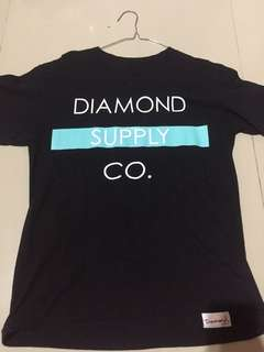 T-Shirt Diamondsupply ( not stussy,vans,thrasher )