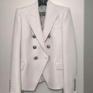 Authentic Balmain blazer size 38