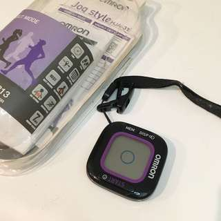 Omron Activity Monitor Jog Style HJA-313