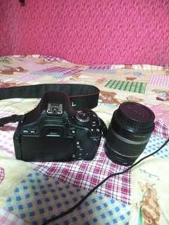 🚚 Canon 600d/ 18-55 lens