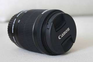 Canon EFS 18-55mm IS STM