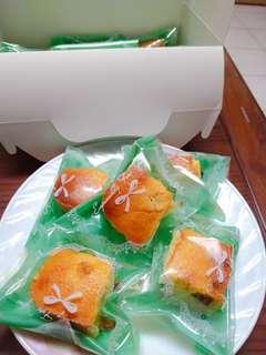 🚚 檸檬莓果磅蛋糕 (15小塊)