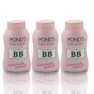 Ponds BB Cream Magic Powder