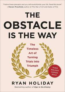 (ebook) The Obstacle Is the Way - Ryan Holiday