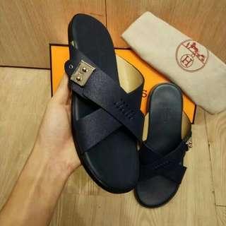 Sandal Hermes Pria
