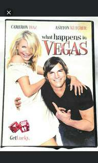 WHAT HAPPENS IN VEGAS (Authentic DVD)