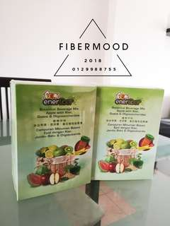 Fiber 10g x 14 satchets (LIMITED TRIAL PACK) FOC shaker ❴Detox / Diet / Relieve Constipation / Colon Cleansing / Slimming❵