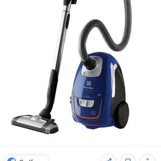 CompactGO bagged vaccum cleaner