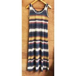 日牌🇯🇵Pendora超美漸層色層長洋裝